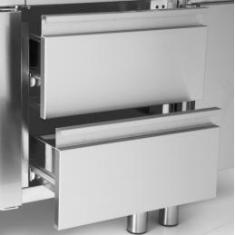 Kit tiroir L. 50cm GN2/1 /...