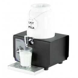 Distributeur de lait chaud...