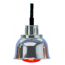 Lampe chauffante LUXE Alu...