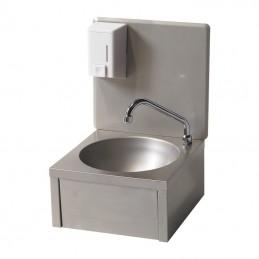 Lave-mains à commande...