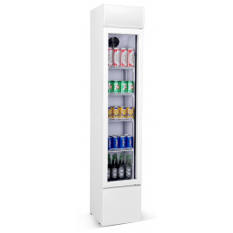 Armoire compact 105L. Blanc...