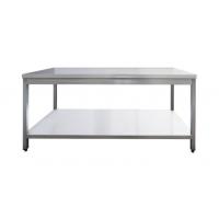 Table Ouverte / Centrale / Avec étagère
