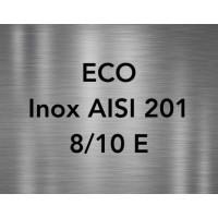 ECO INOX AISI 201 8/10E