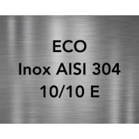 ECO INOX AISI 304 10/10E